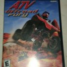 ATV Offroad Fury (Sony PlayStation 2, 2001) PS2 Tested