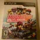 ModNation Racers (Sony PlayStation 3, 2010) PS3 CIB CIP Complete Tested