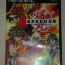 Bakugan Battle Brawlers (Sony PlayStation 2, 2009) PS2