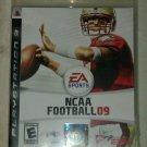 NCAA Football 09 (Sony PlayStation 3, 2008) PS3