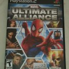 Marvel: Ultimate Alliance (Sony PlayStation 2, 2006) PS2 Tested