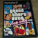 Grand Theft Auto: Vice City (Sony PlayStation 2, 2002) PS2 CIB Complete