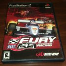 C.A.R.T. Fury: Championship Racing (Sony PlayStation 2, 2001) PS2 CIB Complete
