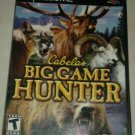 Cabela's Big Game Hunter (Sony PlayStation 2) PS2