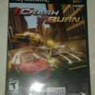 Crash 'N' Burn (Sony PlayStation 2, 2004) PS2