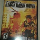 Delta Force: Black Hawk Down (Sony PlayStation 2, 2005) With Manual CIB PS2
