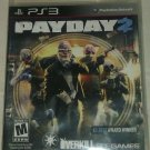 Payday 2 (Sony PlayStation 3, 2013) PS3
