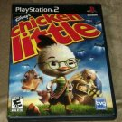 Disney's Chicken Little (Sony PlayStation 2, 2005) PS2 CIB Complete
