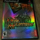 Duel Masters (Sony PlayStation 2, 2004) PS2 Complete CIB