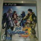 Sengoku Basara Samurai Heroes (PlayStation 3) Japanese Vers CIB PS3 US Seller