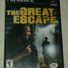 Great Escape (Sony PlayStation 2, 2003) Complete With Manual CIB PS2 Tested