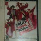 High School Musical 3: Senior Year Dance (Sony PlayStation 2 ) PS2 CIB Complete