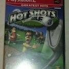Hot Shots Golf 3 Greatest Hits (Sony PlayStation 2, 2003) PS2 CIB CIP
