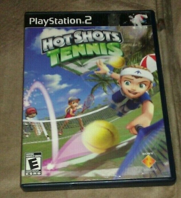 Hot Shots Tennis (Sony PlayStation 2, 2007) PS2 Complete CIB