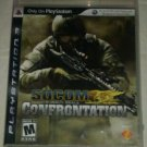 SOCOM: U.S. Navy SEALs Confrontation (Sony PlayStation 3, 2008) PS3