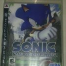 Sonic the Hedgehog (Sony PlayStation 3, 2007) PS3 Tested