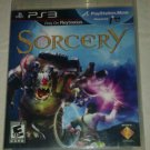 Sorcery (Sony PlayStation 3, 2012) PS3