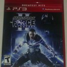 Star Wars: The Force Unleashed II Greatest Hits (Sony PlayStation 3, 2010) PS3
