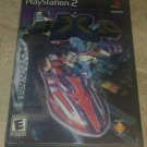 Jet X2O (Sony PlayStation 2, 2002) Compete With Manual CIB PS2