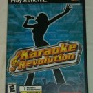 Karaoke Revolution (Sony PlayStation 2, 2003) PS2