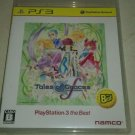 Tales of Graces f (Sony PlayStation 3, 2012) Japanese Version CIB PS3 USA Seller