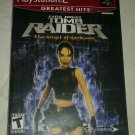 Lara Croft: Tomb Raider -- The Angel of Darkness (Sony PlayStation 2) CIB PS2