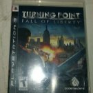 Turning Point: Fall of Liberty (Sony PlayStation 3, 2008) PS3