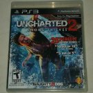 Uncharted 2: Among Thieves (Sony PlayStation 3, 2009) PS3 CIB Complete Tested