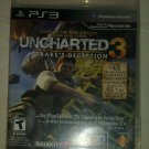 Uncharted 3 Drake's Deception Game of the Year Edition (Sony PlayStation ) PS3
