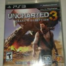 Uncharted 3: Drake's Deception (Sony PlayStation 3, 2011) PS3 Tested