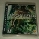 Uncharted: Drake's Fortune (Sony PlayStation 3 2007) PS3 Complete CIB CIP Tested