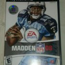 Madden NFL 08 Football (Sony PlayStation 2, 2007) PS2 CIB Complete