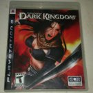 Untold Legends: Dark Kingdom (Sony PlayStation 3) With Manual CIB Tested PS3