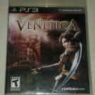 Venetica (Sony PlayStation 3, 2011) With Manual CIB Complete Tested PS3