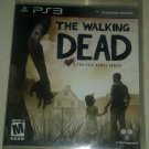 Walking Dead The Telltale Series (Sony PlayStation 3) Complete W/ Manual CIB PS3