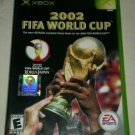 2002 FIFA World Cup Soccer (Microsoft Xbox Original 2002) W/ Manual CIB Tested