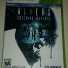 Aliens Colonial Marines (Microsoft Xbox 360, 2013) Complete W/ Manual CIB Tested