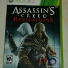 Assassin's Creed: Revelations (Microsoft Xbox 360, 2011) Complete CIB Tested
