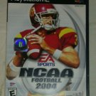 NCAA Football 2004 (Sony PlayStation 2, 2003) PS2