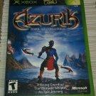 Azurik Rise of Perathia (Microsoft Xbox, 2003) Complete Tested CIB