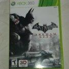 Batman Arkham City (Microsoft Xbox 360, 2011) CIB Complete