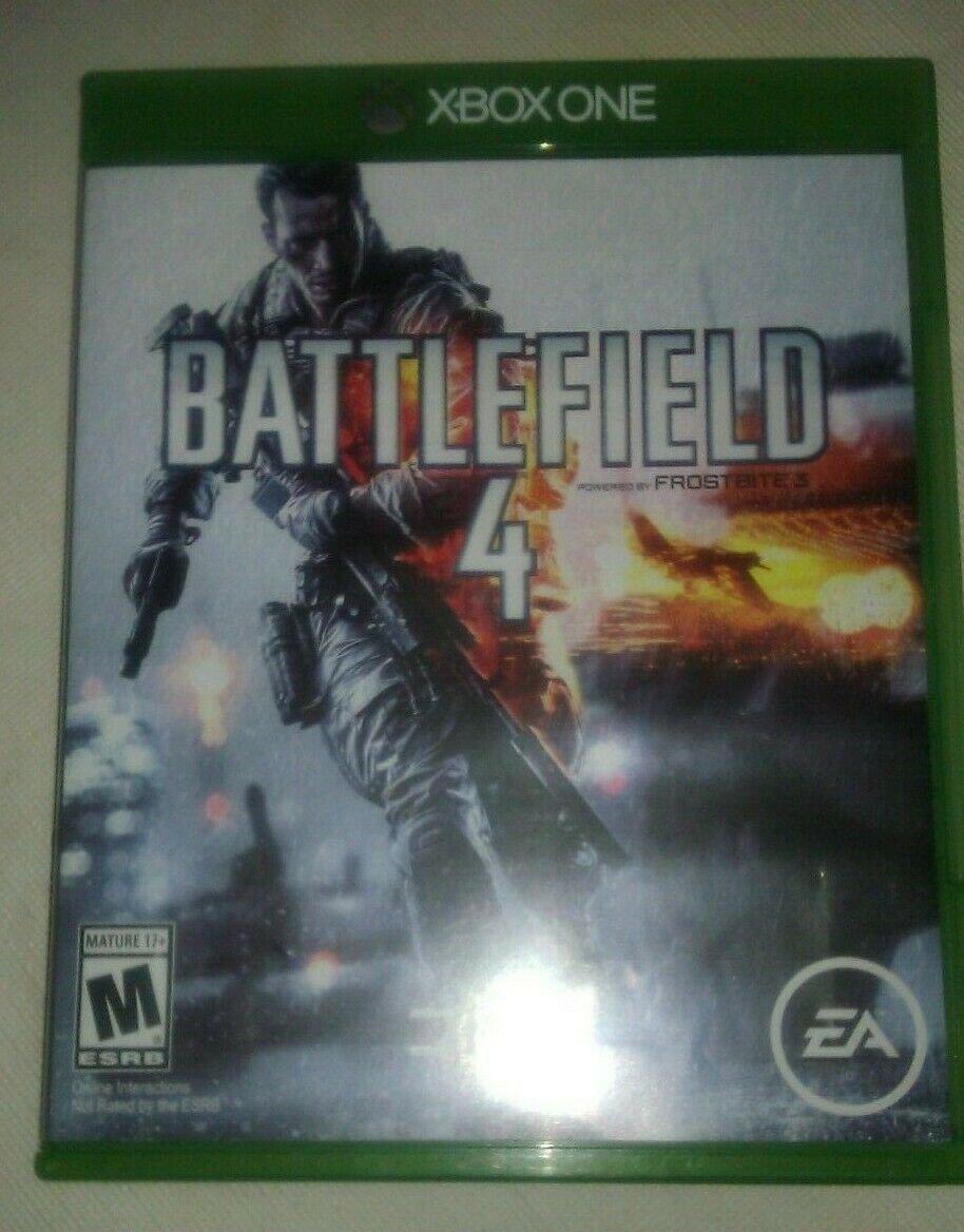 Battlefield 4 (Microsoft Xbox One, 2013) Tested