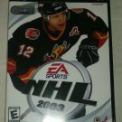 NHL 2003 Hockey (Sony PlayStation 2, 2002) PS2 CIB Complete