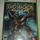 BioShock (Microsoft Xbox 360, 2007) Complete Tested CIB