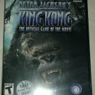 Peter Jackson's King Kong The Official Game of the Movie PlayStation 2 2005 PS2