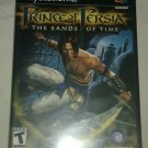 Prince of Persia: The Sands of Time (Sony PlayStation 2 2003) W/ Manual CIB PS2