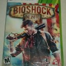 BioShock Infinite (Microsoft Xbox 360, 2013) Complete Tested CIB