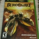 Blood Wake (Microsoft Xbox Cassic, 2002) Complete CIB Tested