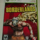 Borderlands (Microsoft Xbox 360, 2009) Tested