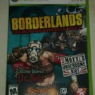 Borderlands Double Game Add-On Pack Zombie Island of Dr. Ned & Mad Moxxi's XBox 360